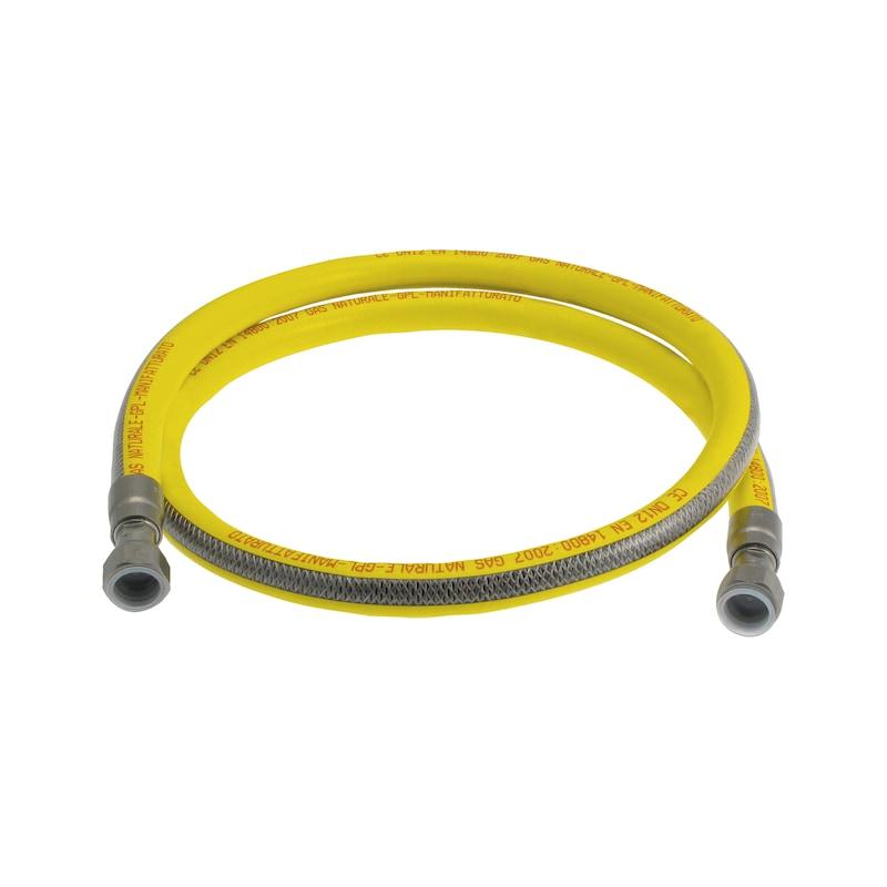 Tubo flessibile in acciaio inox Confezione BIG-PACK MIX - 1