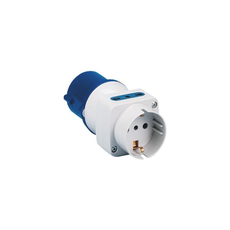 Adattatore per presa IEC 60309/civile