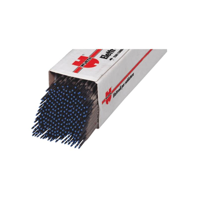 Elettrodo rutile - cellulosico