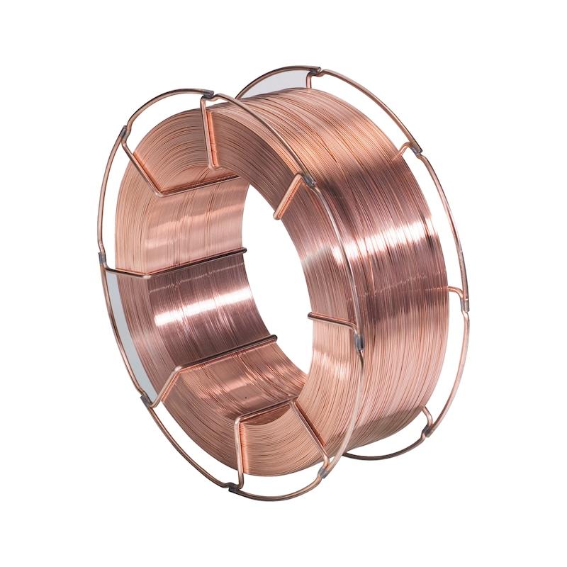 Filo per saldatura sotto gas TIPO SG2 - FILO P/SALDAURA SG2 (MET. 15K 1,2MM)