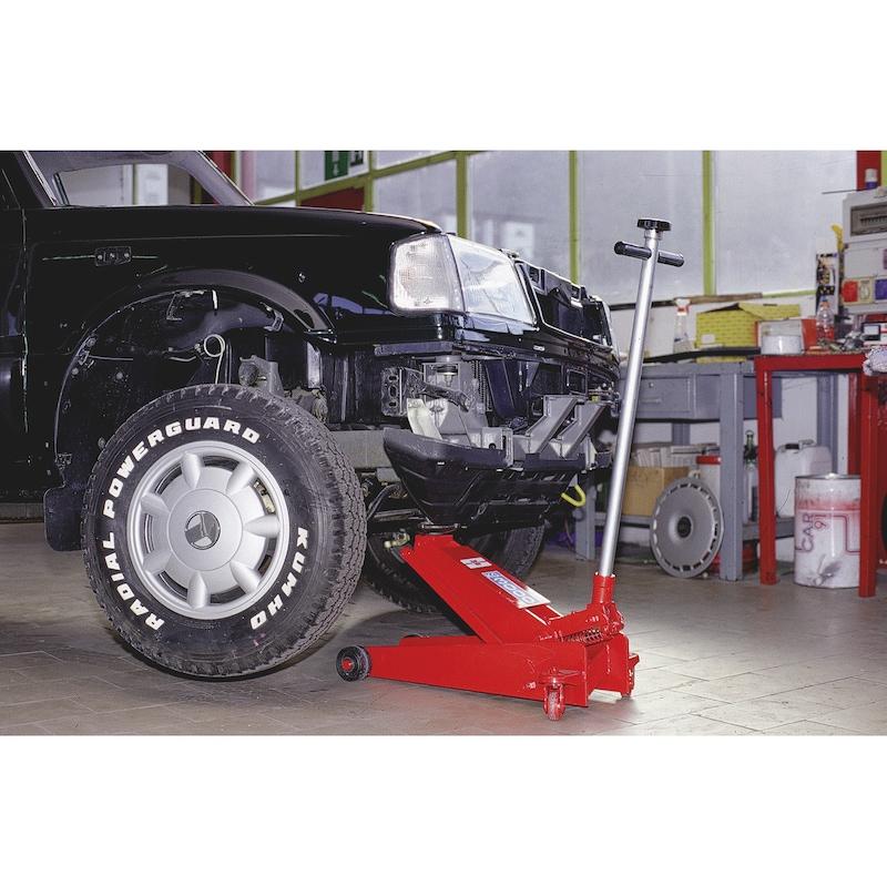 Sollevatore idraulico a carrello - 2