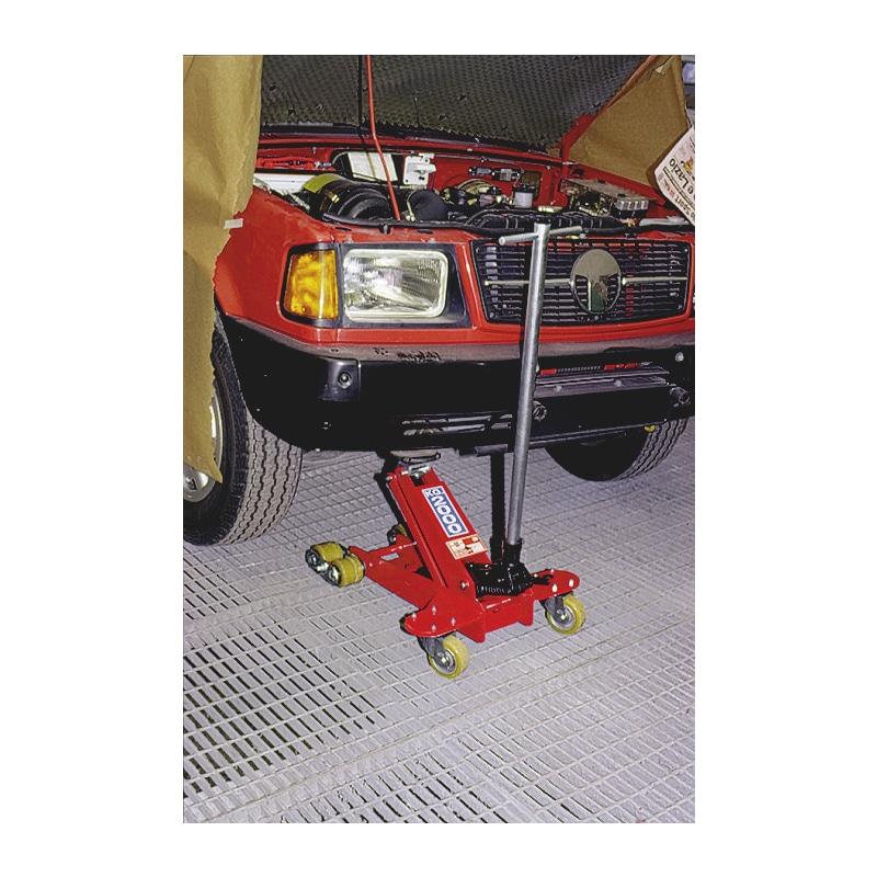 Sollevatore idraulico speciale a carrello - 3