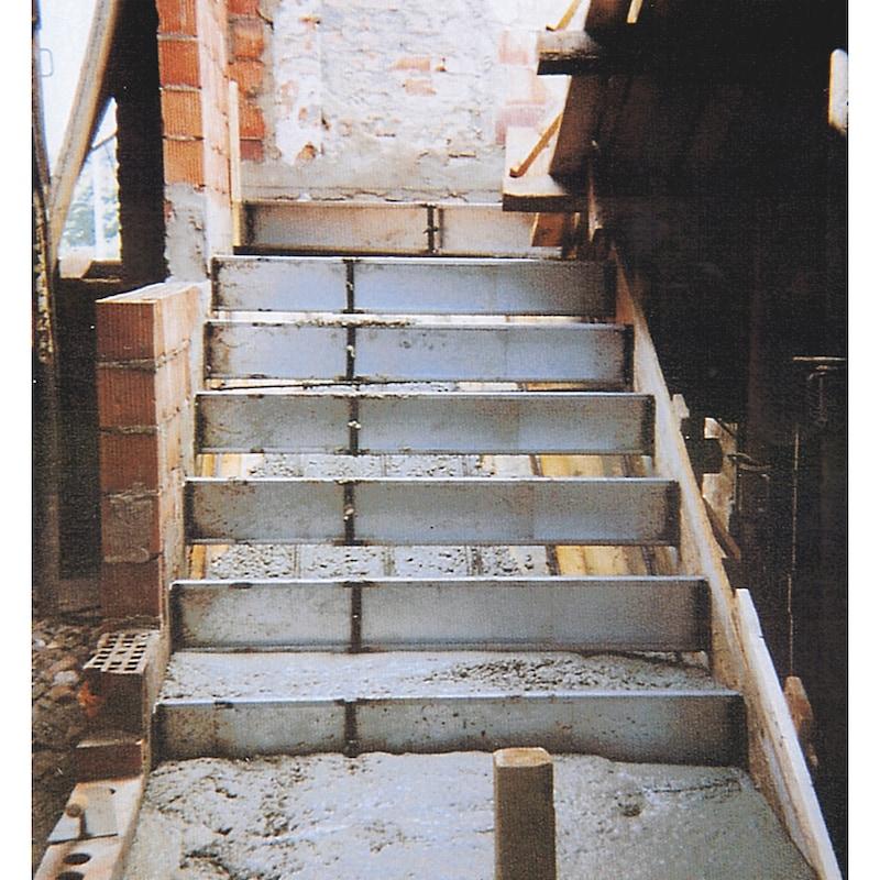 Gradino regolabile per scale - 4