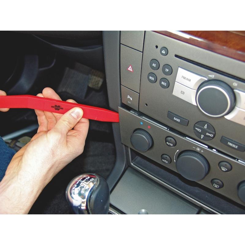 Kalıplar için 5 kollu set - PLASTİK OTO MONTAJ APARAT SETİ-5PARÇA