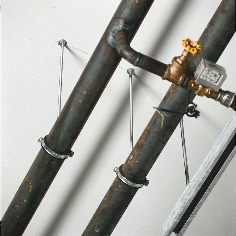 Sigillante bloccante con PTFE a media resistenza allo svitamento - SIGILLANTE ANAEROBICO CON PTFE 100GR