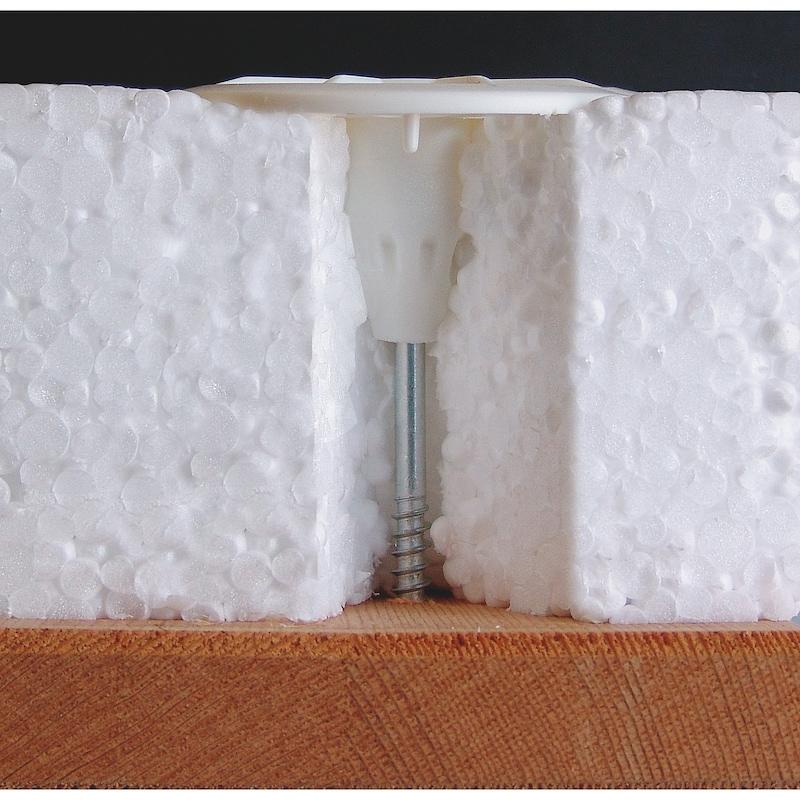 Stützteller für thermisch-akustische Dämmplatten W-DT - 2
