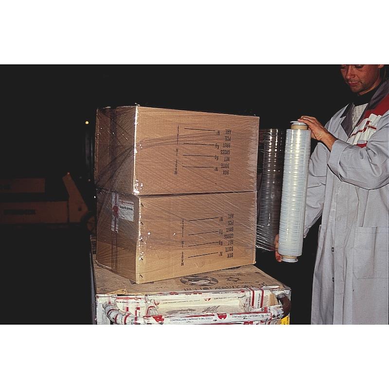 Pellicola d'imballaggio estensibile e autobloccante - 2
