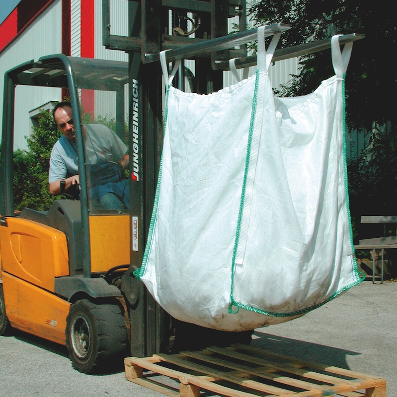 Bauschuttsack BIG BAG - 3