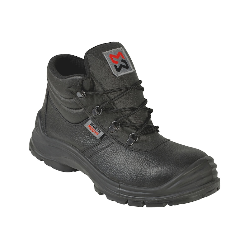 AS S3 safety boots - BOOT AS S3 BLACK 38