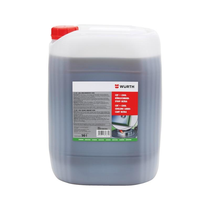 Kølesmøremiddel Cut+Cool Ultra - CLLUB-(CUT-COOL-ULTRA)-20LTR
