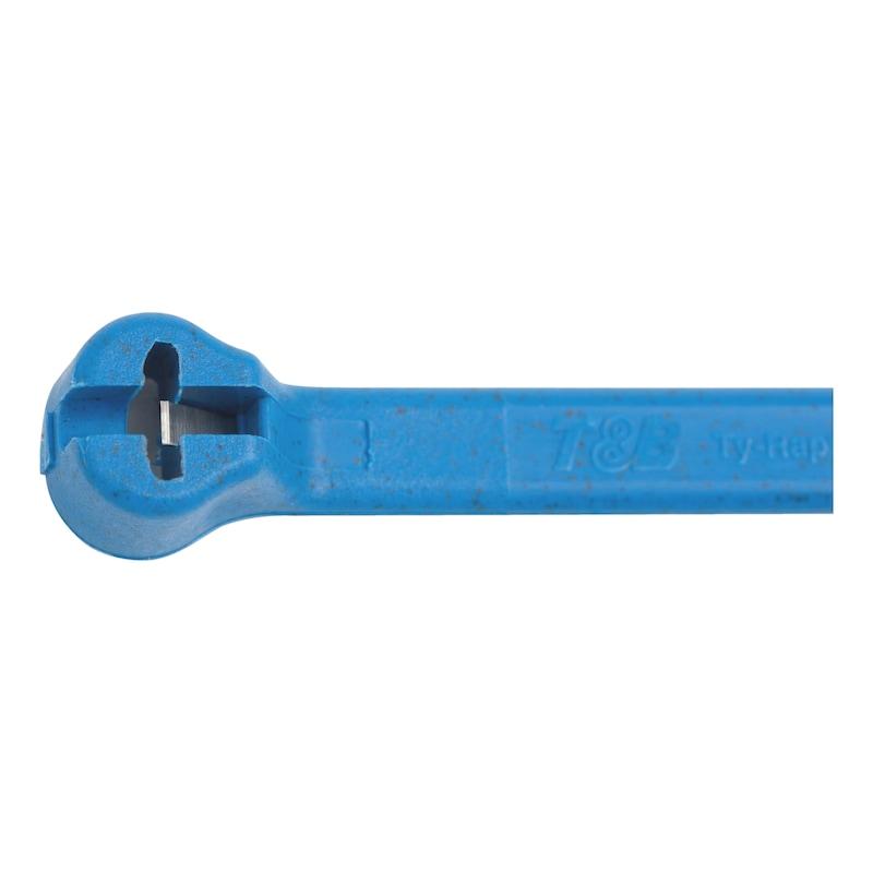 Kabelbinder detektierbar mit Metallzunge - 2