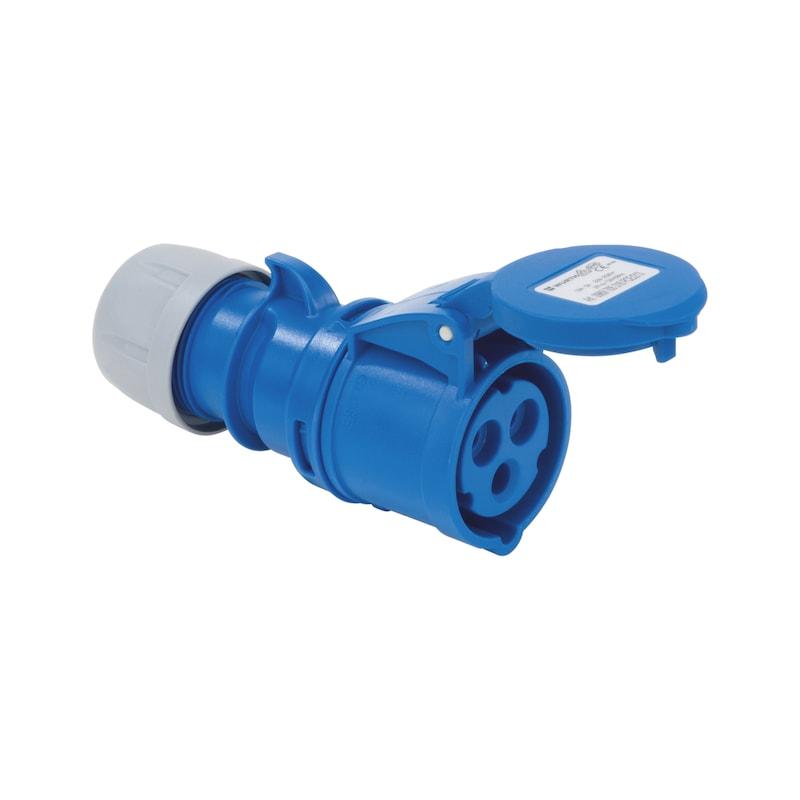 CEE-Kupplung 250 V/ 6 H