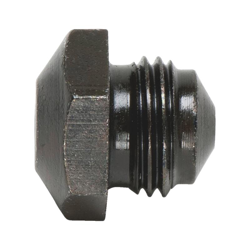 Embouchure pour riveteuse pneumatique sans fil