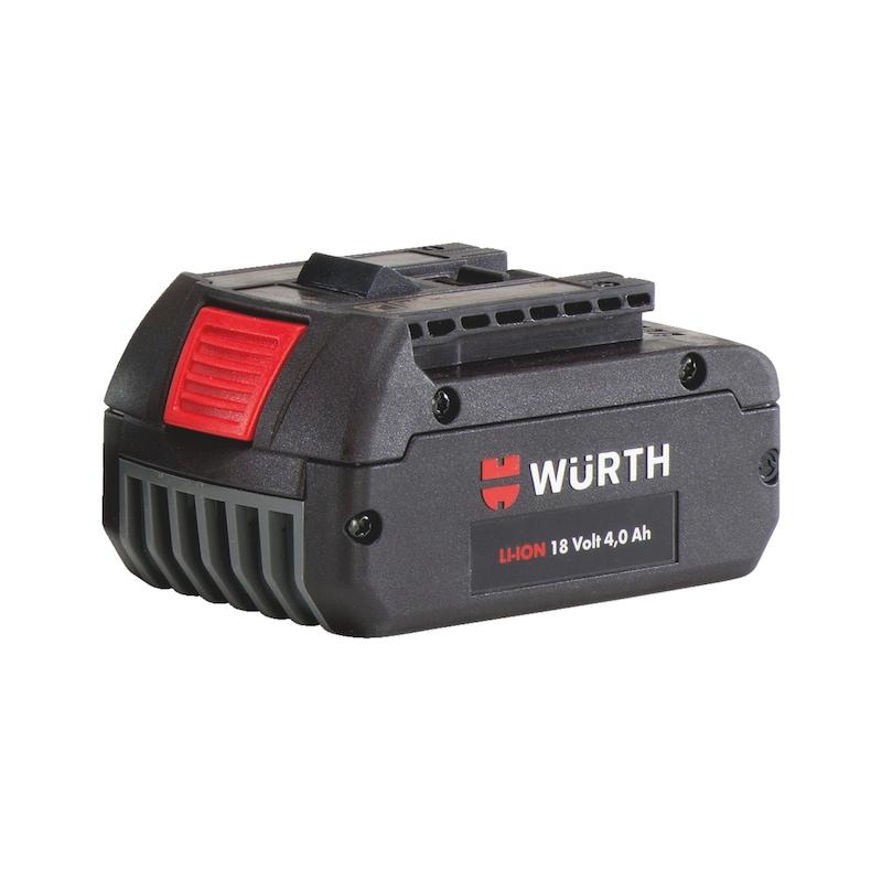 acheter batterie li-ion 18 v li-cv  0700916532