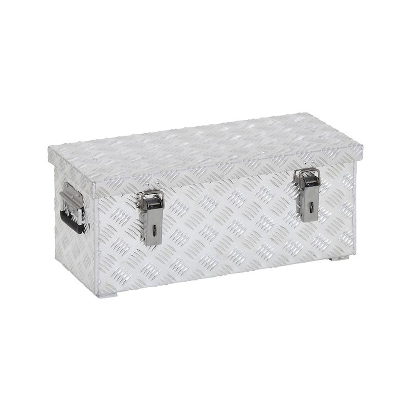 Baule In Alluminio Effetto Lamiera Striata Würth