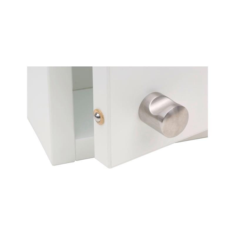 Kugelschnäpper zum Eindrehen - SCHNAEP-KUGEL-ST-(MS)-EINDREHEN-D9MM