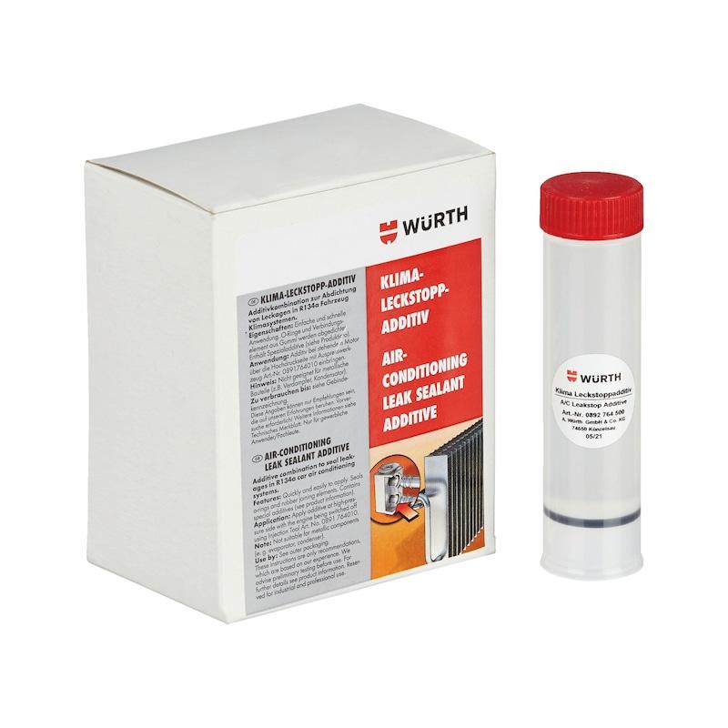Additivo turafalle per sistemi di aria condizionata - 1