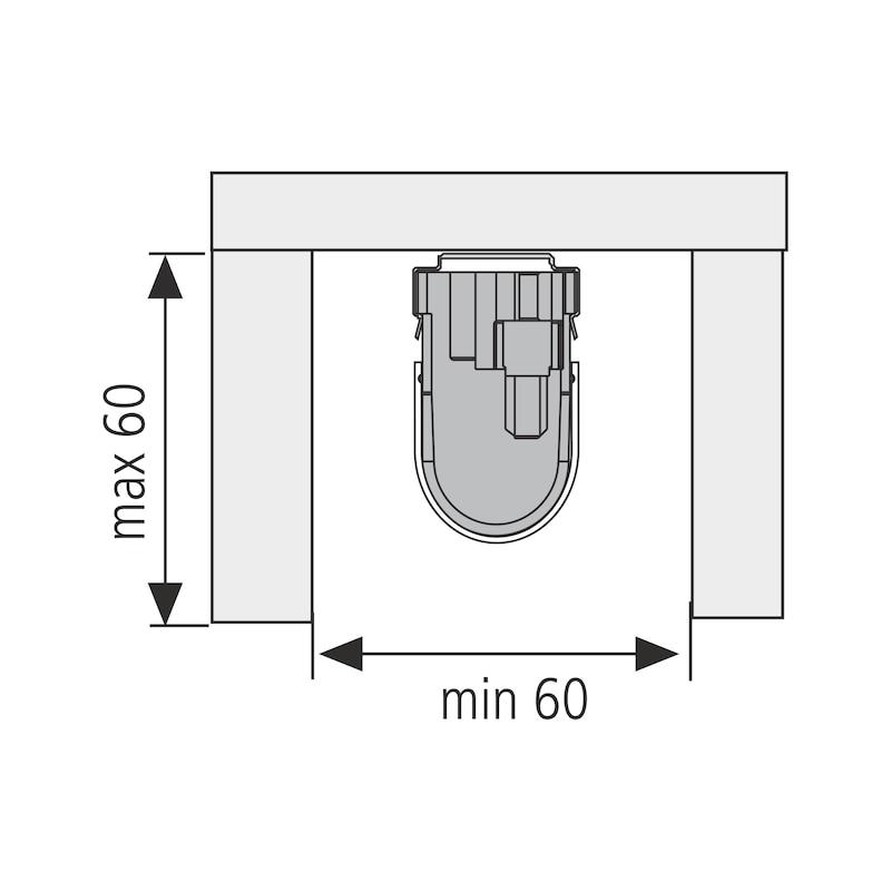 Unterbauleuchte UBL-230-1 - 3
