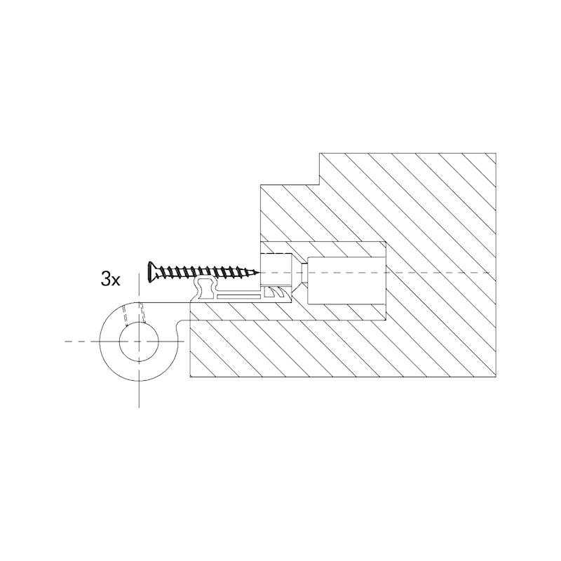 3-D Band  Insert - 3