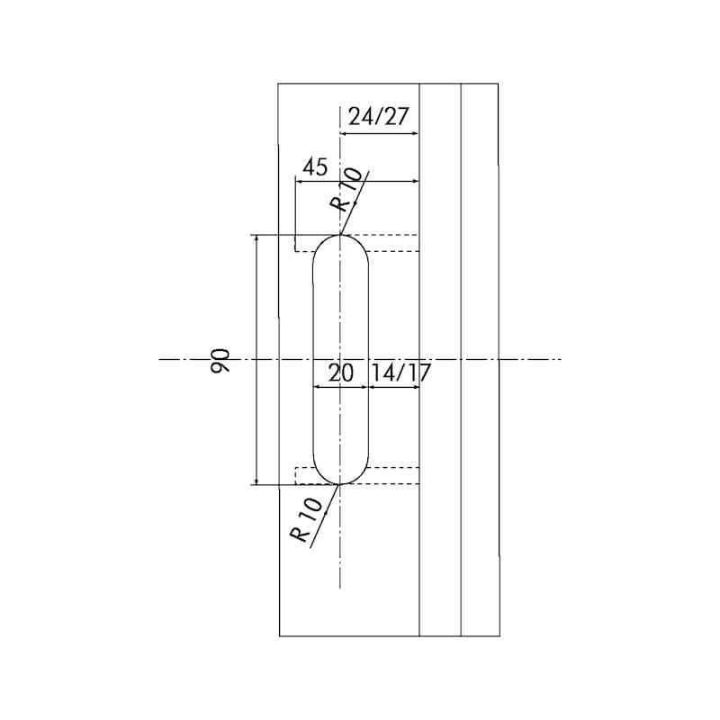 3-D Band  Insert - 4