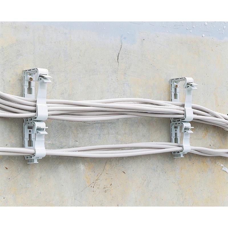 Kabelsammelhalter-Set Allrounder klein - 3