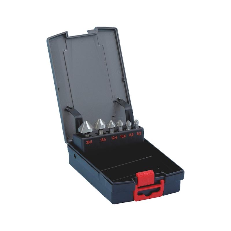 Senk-Bit HSS 90° DIN 335 C Sortiment