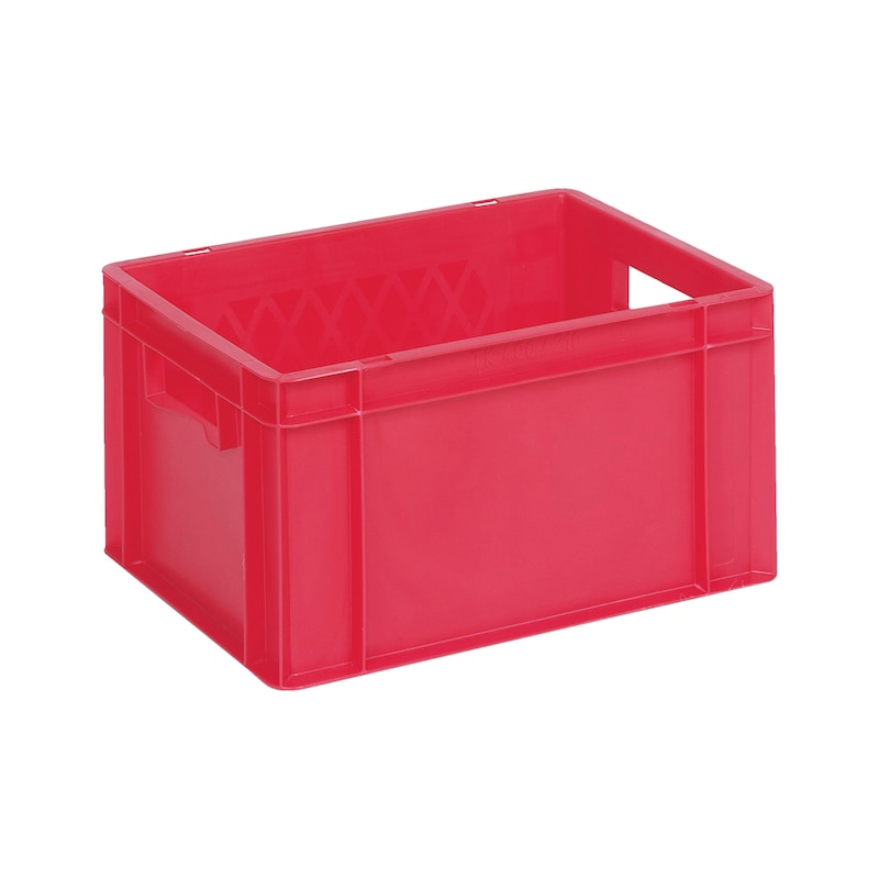 Stackable transport bin - AY-STACKABLETRANSPORTCASE-SCF-VEH-TK421