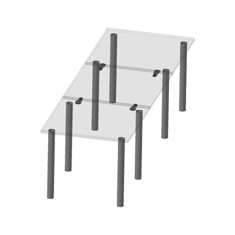 Tischverbinder Ramti - 3