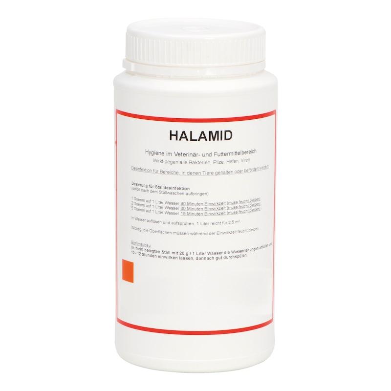 Desinfektionsmittel Halamid<SUP>®</SUP> - 1