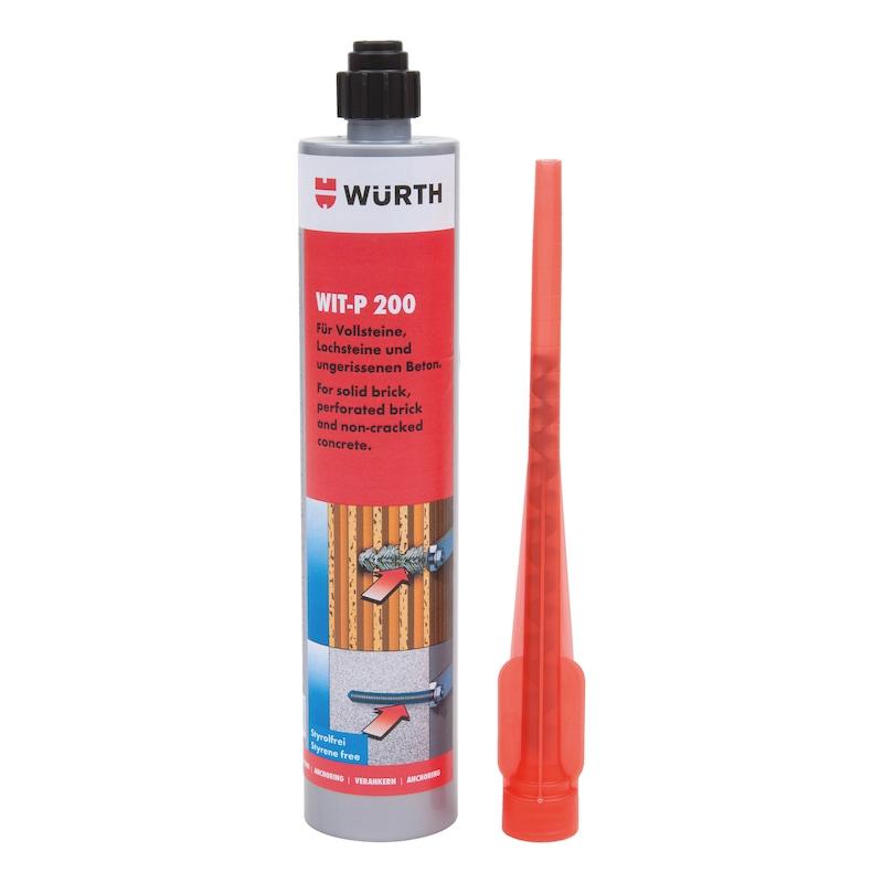 Mortier spécial bicomposants WIT-P200