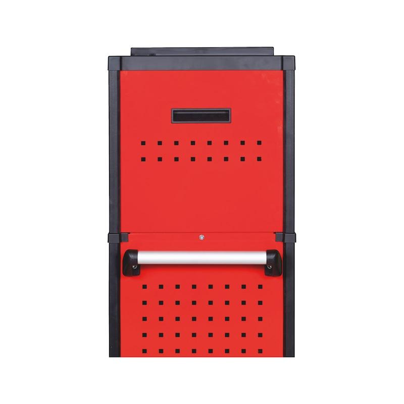 Werkstattwagenaufsatz C4 - WRKSTWG-TLSYS-C4-MATT-R5010