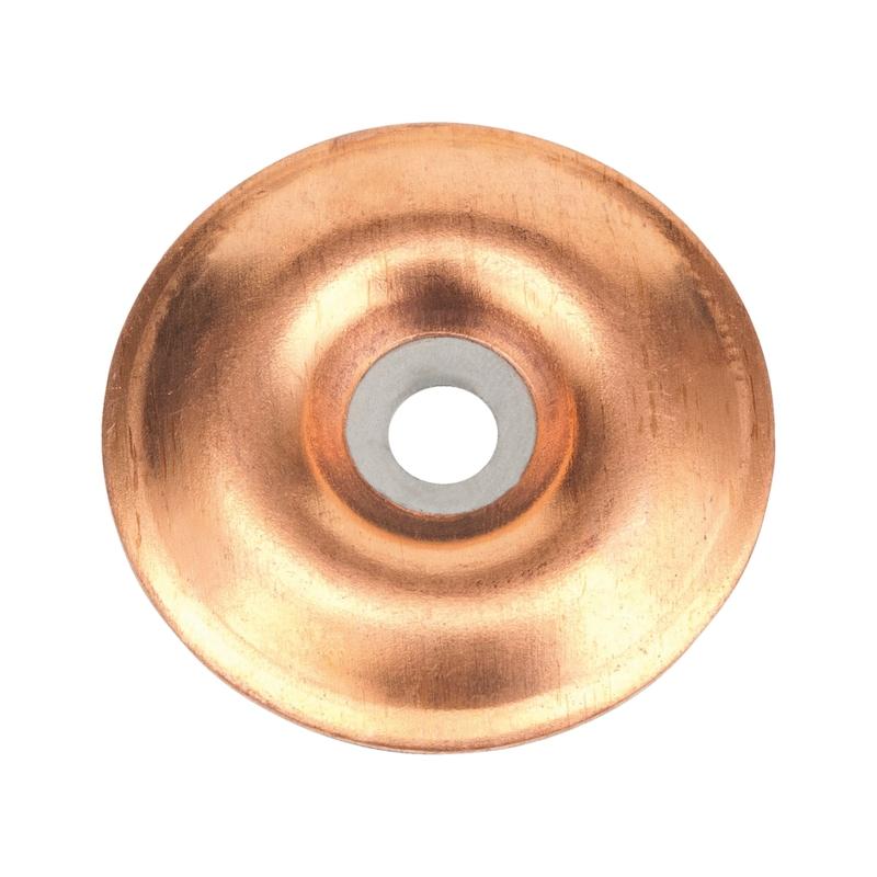 Dichtscheibe für Spenglerdichtschraube Kupfer - 1