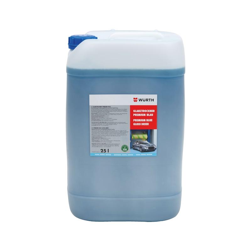 Glanztrockner Premium Blau - GLANZTROR-WASHSTR-PREMIUM-25LTR