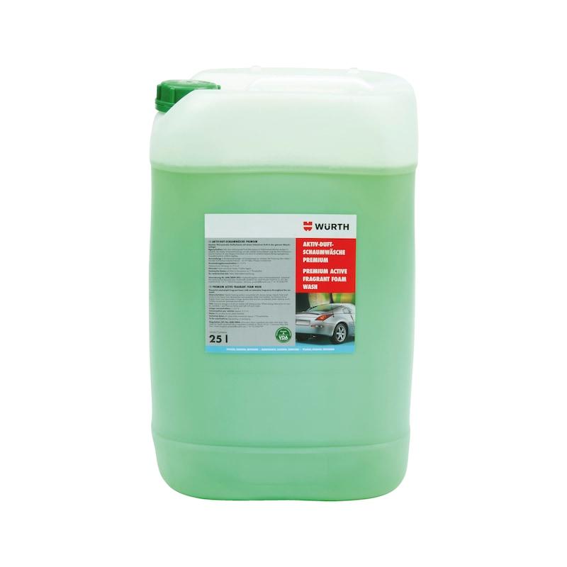 Aktiv-Duft-Schaumwäsche Premium - REINIGKONZ-WASHSTR-VORSPRUEHDUFT-25LTR