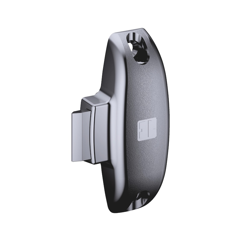 Drehstangenschloss MS 5000 - MS5000-SHLO-DRHSTG-ZD-(NI)-D25MM-TS19MM