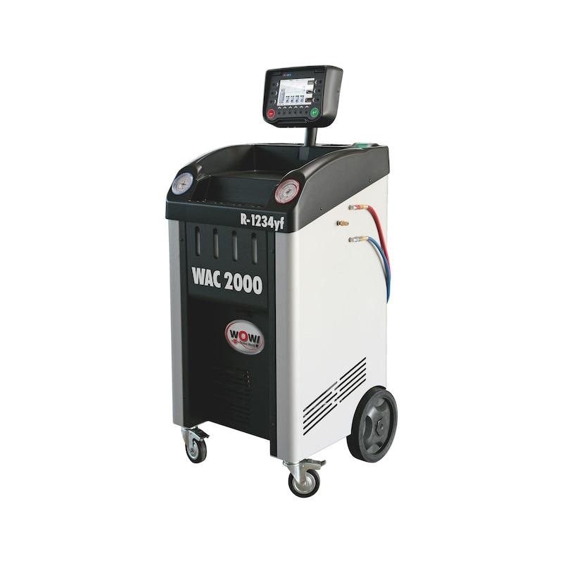 Klimaservicegerät WAC 2000A BASIC - KLIMASERVGER-KFZ-WAC2000A-BASIC-M.ANYLS