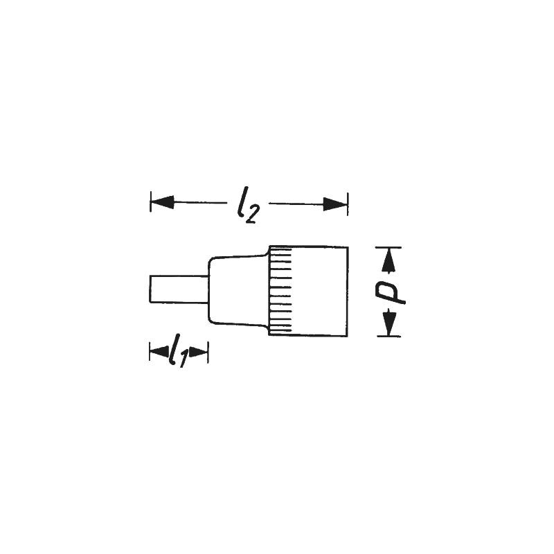 TX Schraubendreher-Einsatz - 2