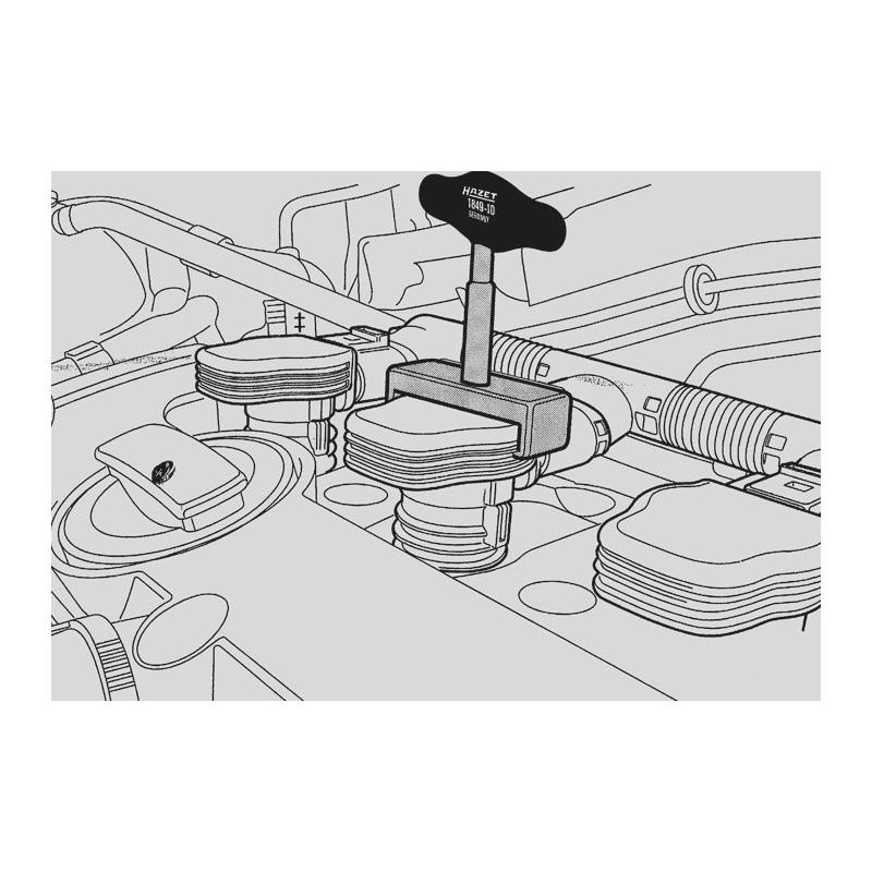 Zündspulen-Abzieher Typ 10 - 3