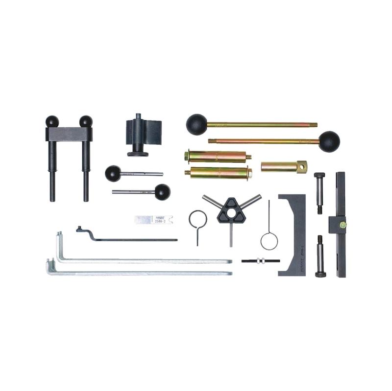 Motoreinstell-Werkzeugsortiment Volkswagen-Gruppe (Audi, Seat, Skoda) - 3