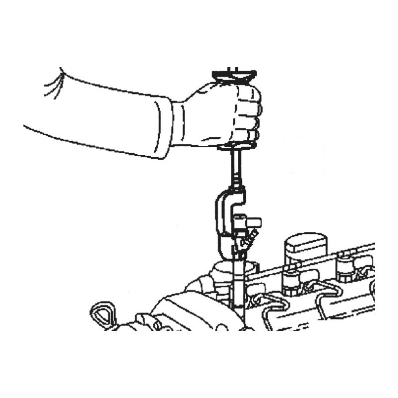 Injektor-Abzieher Satz - 2