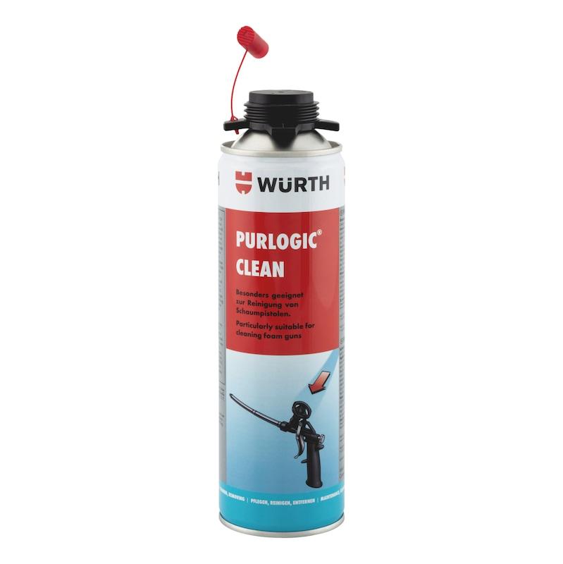 PU-Schaumreiniger PURLOGIC<SUP>®</SUP> Clean - REINIG-PU-PISTSCHAUM-500ML