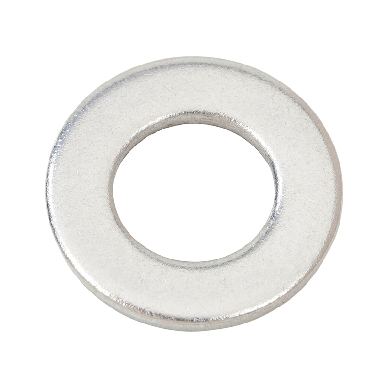 Flat washer for hexagon bolts and nuts - 1
