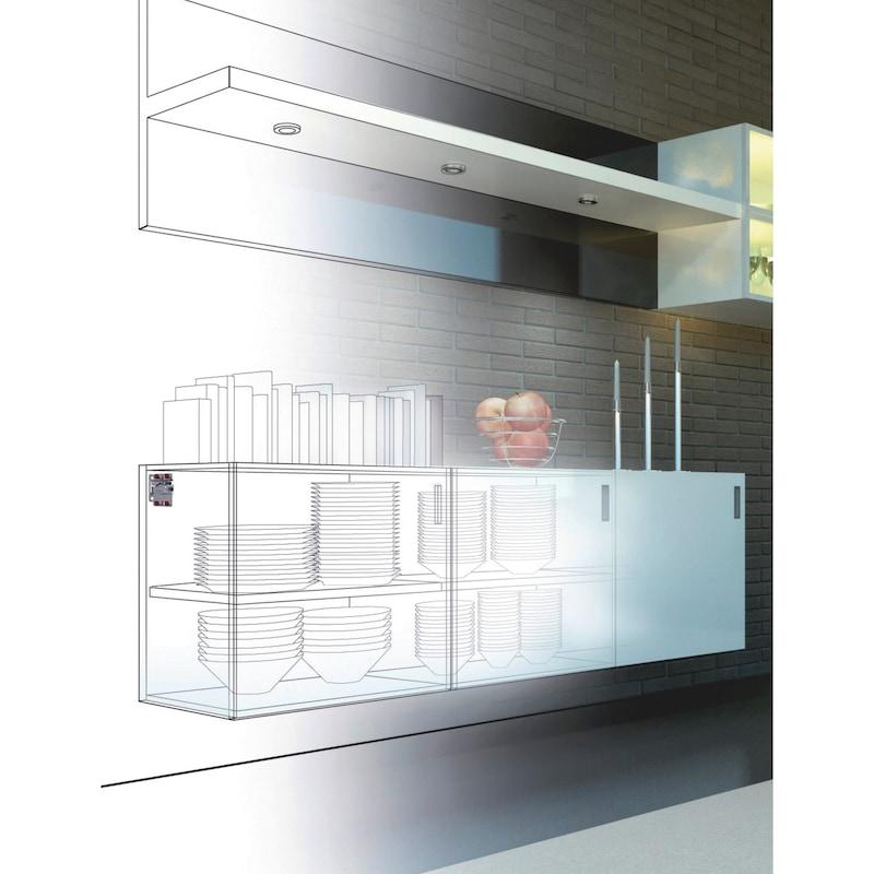 Floor unit hanger - 4