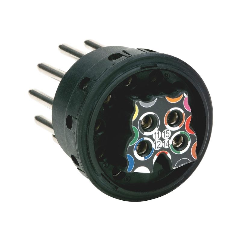 15-pin repair socket Easy 24V - 2
