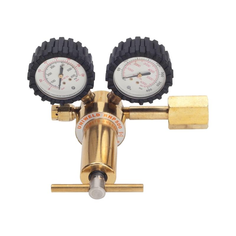 Lecksuchtechnik Stickstoff-Druckminderer