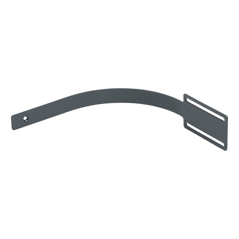 Rear door guide for Opel Movano and Renault Master