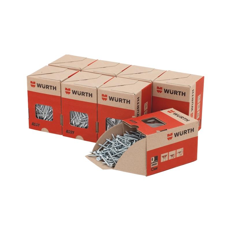 ASSY<SUP>® </SUP>3.0 Paket  &empty; 3,5 + 4,0 mm