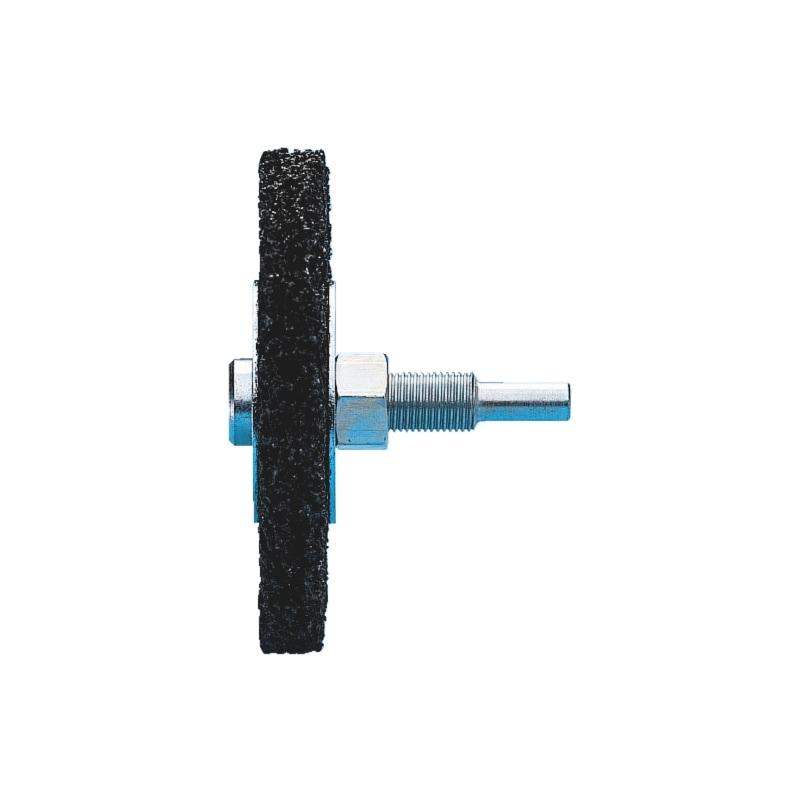 Krążek szlifierski z włókniny nylonowej - SCIERNICA NYLONOWA GR.13 D150