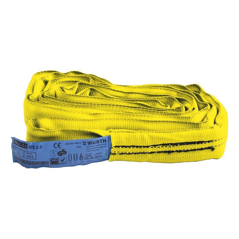 Round sling - RDSLNG-EN1492-3000KG-L2000MM