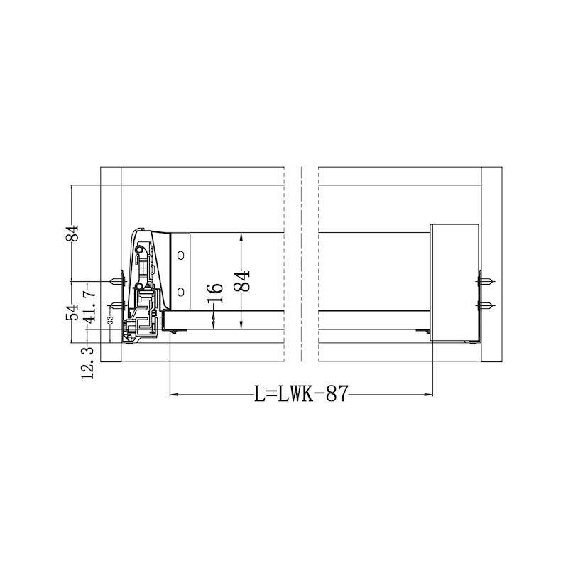 Blendenprofil - 2